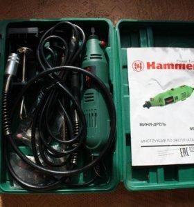 Гравировальная машинка Hammer MD135A новая