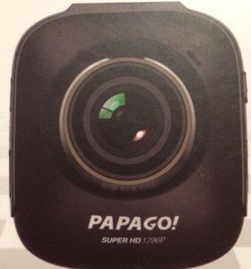 Новый видеорегистратор Papago GoSafe S36