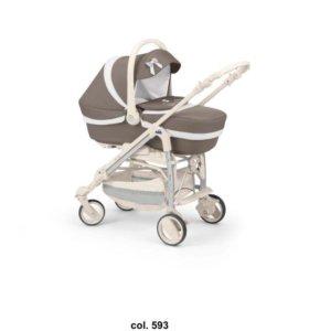 Новая коляска 3в1 CAM Elegant family