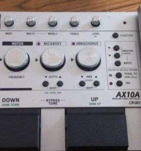 Гитарный процессор KORG AX10A