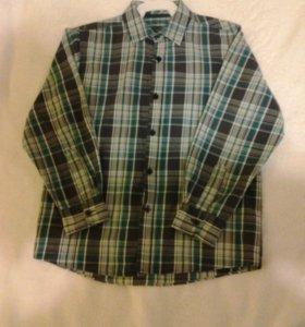 Рубашка 134 размер