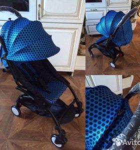 Новая коляска Yoya