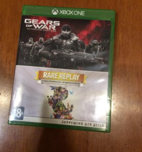 ",,Gears of war"" и Rare Replay"