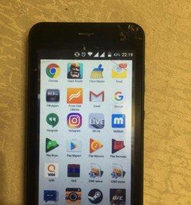 Смартфон Micormax Q415