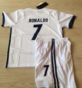 ⚽️Детская форма Роналдо 7