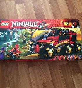 Конструктор Lego ninjago Лего нинзяго 70750