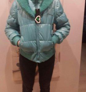 Куртка /жилетка утепленная