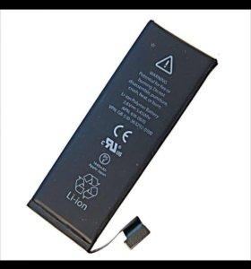 Батареи аккумуляторы Акб Iphone