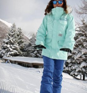 Штаны горнолыжные/сноубордические