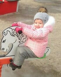 Зимний пуховик ledotte