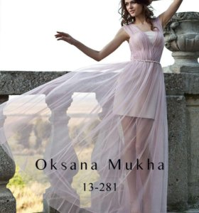 Дизайнерское платье от Оксаны Мухи