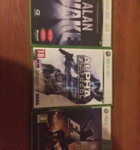 Лицензионные диски Xbox 360