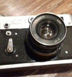 Фотоаппарат (ФЭД 3)