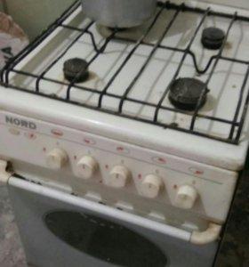 плита газовая 4 конф.