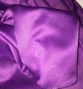 Шелковый шарф Chanel (реплика)