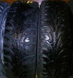 Колеса нокия нордман R 13