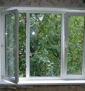 Пластиковое окно дёшево