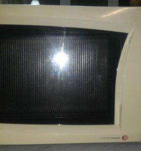 СВЧ микроволновая печь с грилем LG MB-4342A/03