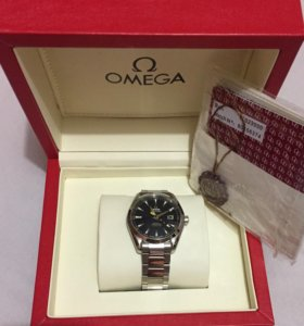 Часы Omega Seamaster