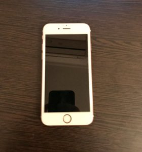 Продаётся IPhone 6s rose gold