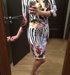 Новое платье Roberto Cavalli