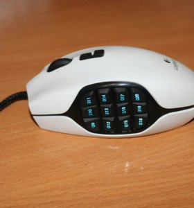 Мышь игровая Logitech G600