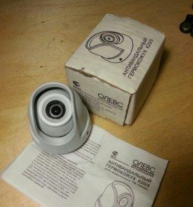 TV-камера антивандальная и комплект замка