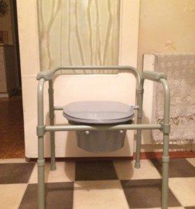 Новый био туалет