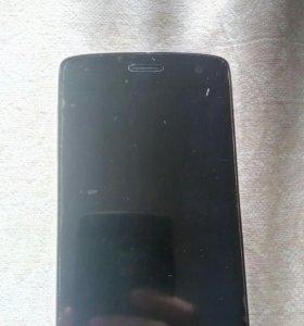 Продам телефон fly lq4503 quad