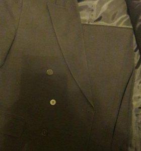Мужской костюм.пиджак и брюки .
