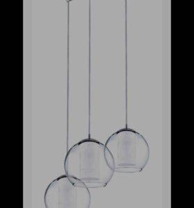 Новый светильник-люстра