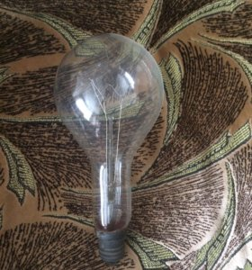 Лампочка 500 вт