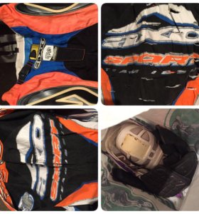 Одежда для мотоциклиста