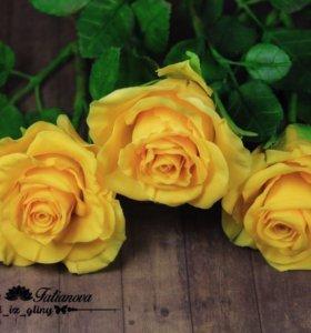 Интерьерные розы