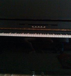 """Фортепиано """"Чайка"""""""