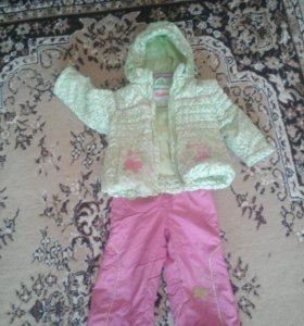 Куртка с камбенизоном