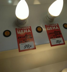 Лампа LED , E14., 5вт