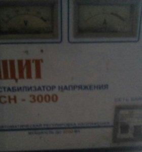 Стабилизатор напряжения 3000 ват