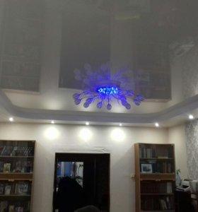 Натяжной потолочек
