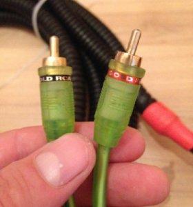 Провода для буфера