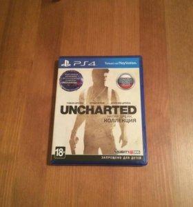 Продам коллекцию Uncharted