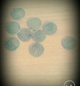 Ко лекционные монеты