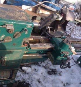 Токарный станок тв-63, деревообрабатывающий