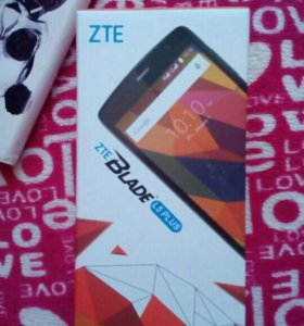 Телефон ZTE Blage L5 plus