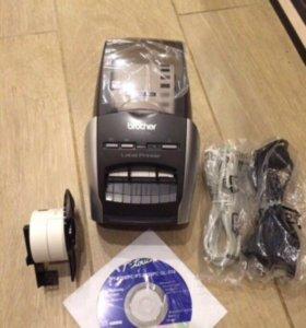 Принтер этикеток Brother QL-570