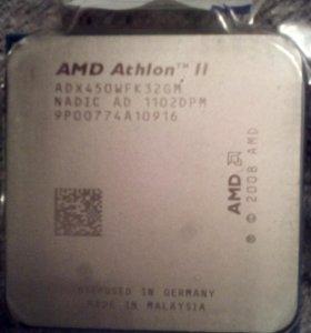 AMD Athlon II X3 450 3.2 ГГц