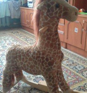 Жираф качели ,продам за 1500руб