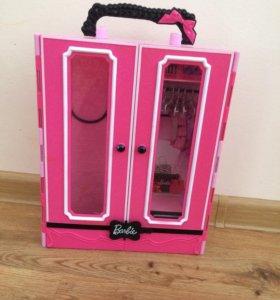Шкафчик для куклы барби