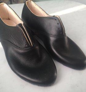 Туфли для бальных танцев, на мальчика