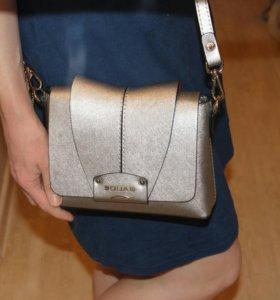 Новая сумка Оригинал Gaude milano Натуральнаясвет